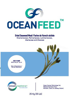 OceanFeed Dried Seaweed Meal (SW)